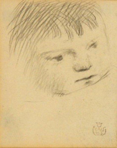 18D: Claude Émile Schuffenecker (1851-1934) le petit en