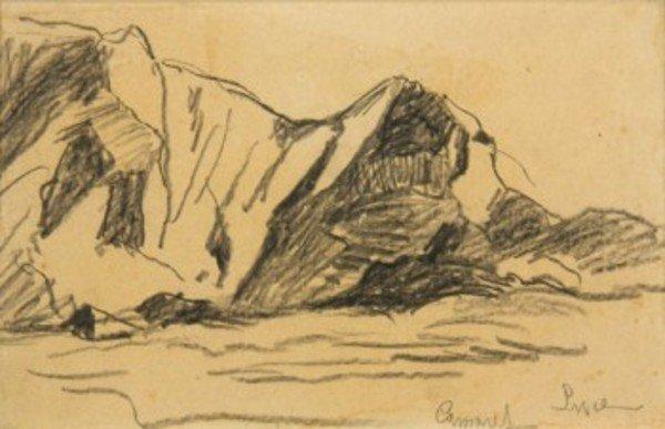 19D: Maximilien Luce (1858-1941) paysage