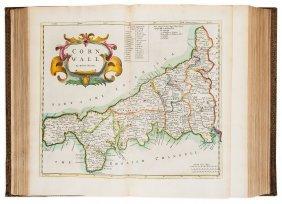 British Isles.- Camden (william) - Britannia: Or A