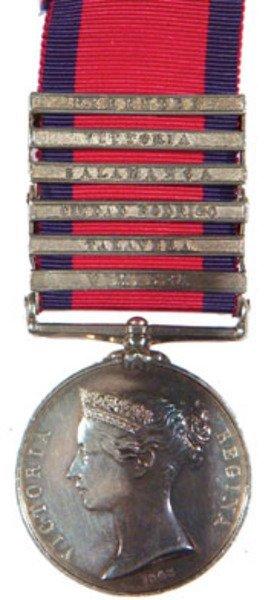 2B: Military General Service 1793-1814