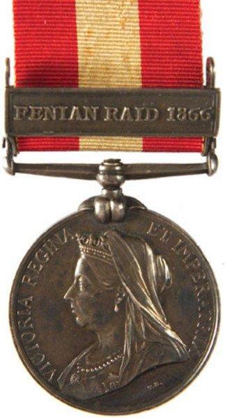 3B: Canada General Service 1866-70