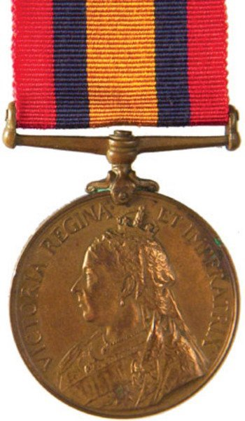 5B: Queen's South Africa 1899-1902