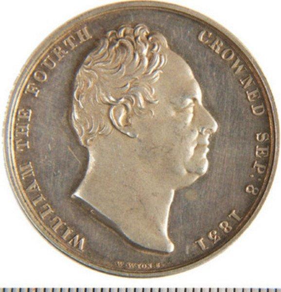 167B: William IV Coronation 1831