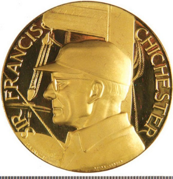 197B: Sir Francis Chichester Medal