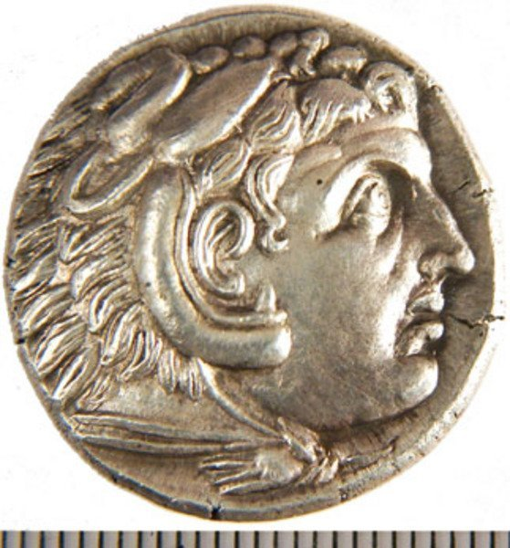 538B: Macedonian Kingdom, Alexander the Great (326-323