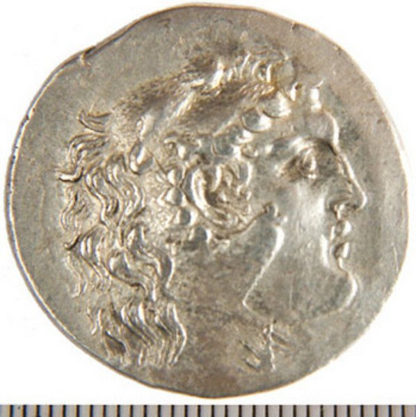 539B: Macedonian Kingdom, Alexander the Great (326-323