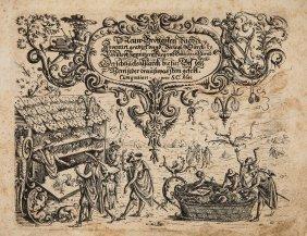 Jamnitzer - Das Neuw Grottesken Buch, Etched Pictorial