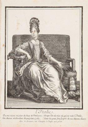 Bonnart (robert) - La France; L'italie; L'