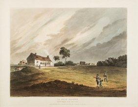 Waterloo.- Turner - [waterloo], One Etched Plate And 7