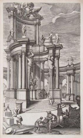 Pozzo (andrea) - Perspectiva Pictorum Et Architectorum,