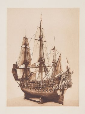Ship-models.- Culver (henry B.) - Contemporary Scale