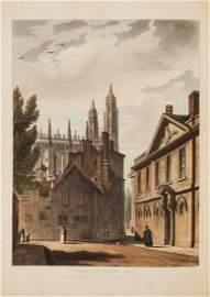 Cambridgeshire.- - Ackermann A History of the
