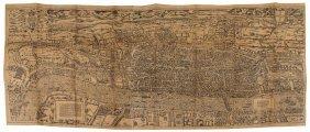 Agas (ralph) - Civitas Londinum: A Survey Of The Cities