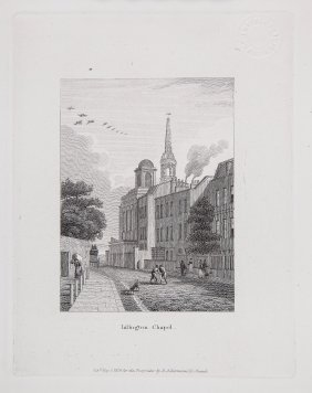 Pugin (augustus Welby) - Select Views In Islington,