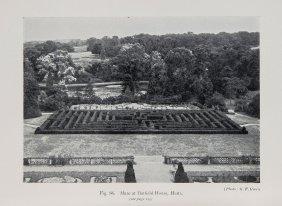 Gardens.- Jekyll (gertrude) - Old West Surrey,