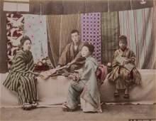 Photographer unknown - Japanese Album, ca.1880