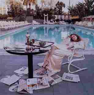 Terry O'Neill (b.1938) - Faye Dunaway, 1979