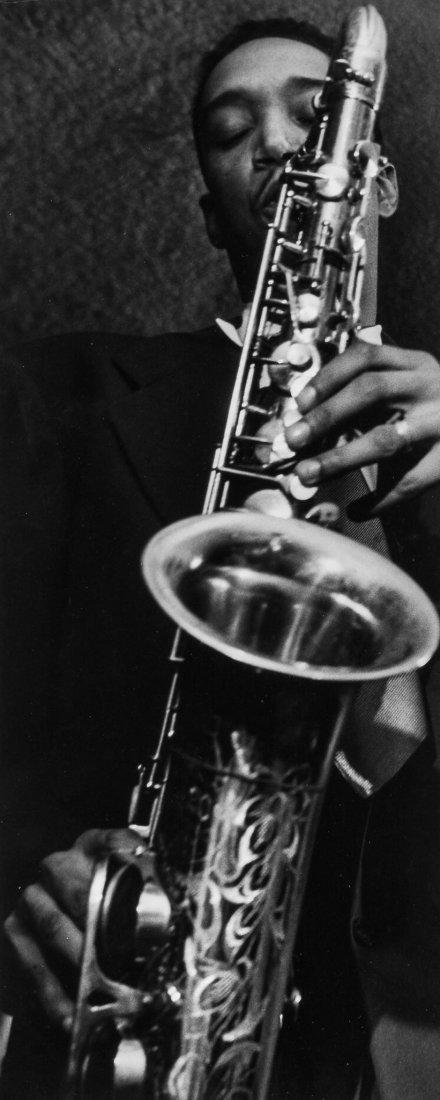 Bob Willoughby (1927-2009) - Wardell Gray, Los Angeles,