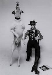 Terry O'Neill (b.1938) - David Bowie, Diamond Dogs, 197