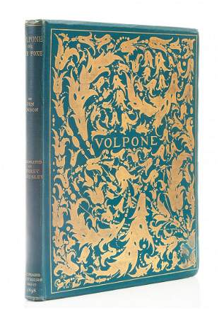 Beardsley (Aubrey).- Jonson (Ben) - Volpone or the