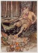 Rackham (Arthur) - The Arthur Rackham Fairy Book,