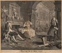 Hogarth William  Marriage a la Mode