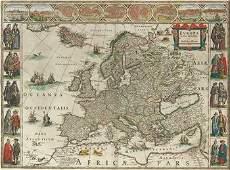 108B Blaeu Willem Europa