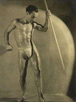 17E: Anonymous famous french athletics champion