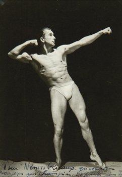 31E: Anonymous male nude