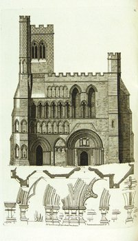 15A: Carter.Ancient Architecture of England,1795