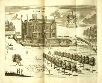 18A: Chauncy.Hist. Antiq's of Hertfordshire,1700