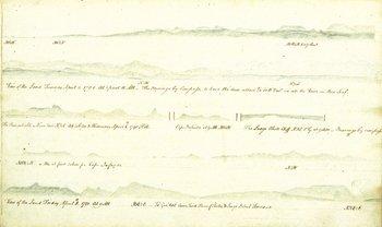 """243A: Torin (Robert)  Manuscript log of the """"Bellmont"""""""