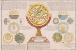 Danet (Guillaume) and Nicolas de Fer. - La Sphere