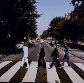 Iain Macmillan (1936-2006) - The Abbey Road Session,