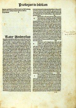 1C: Bible (Latin)