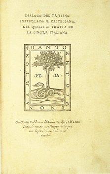 17C: Trissino (Giovanni Giorgio) Dialogo...