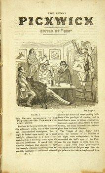 206C: [Prest (Thomas Peckett)] The Penny Pickwick