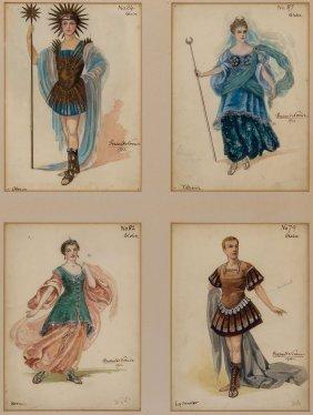 Norris (herbert) - Costume Designs For A Midsummer