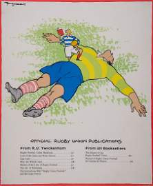 FOUGASSE, Cyril Kenneth Bird - OFFICIAL RUGBY UNION
