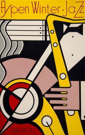 Lichtenstein Roy (1923-1997) - Aspen Winter Jazz