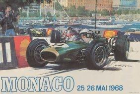 Turner, Michael - Monaco, 1968