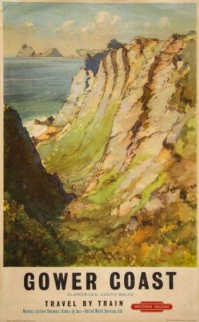 Russell. Gyrth (1892-1970) - Gower Coast, British