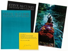 Mccurry, Steve - The Iconic Photographs, Limited