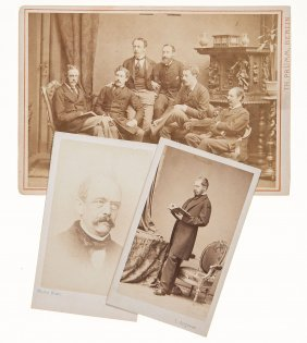 Photographic Collection - Carte-de-visite By Numa Blanc