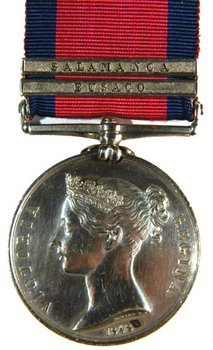 3D: Military General Service 1848