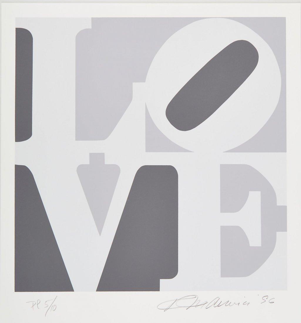 Robert Indiana (b.1928) - Love