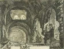 472A: Piranesi (Giovanni Battista) Villa di Mecenate