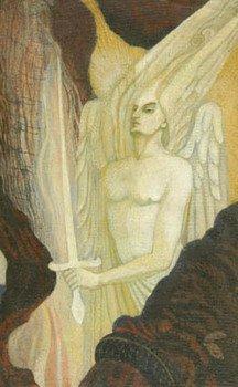 1C: Alleyne (Mabel) An angel