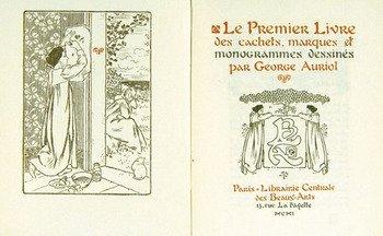 2C: Auriol(G.)Livre des Cachets..,v1&3,1901-24