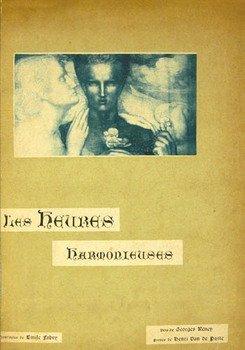 8C: Rency.Les Heures Harmonieuses,1/25,1897